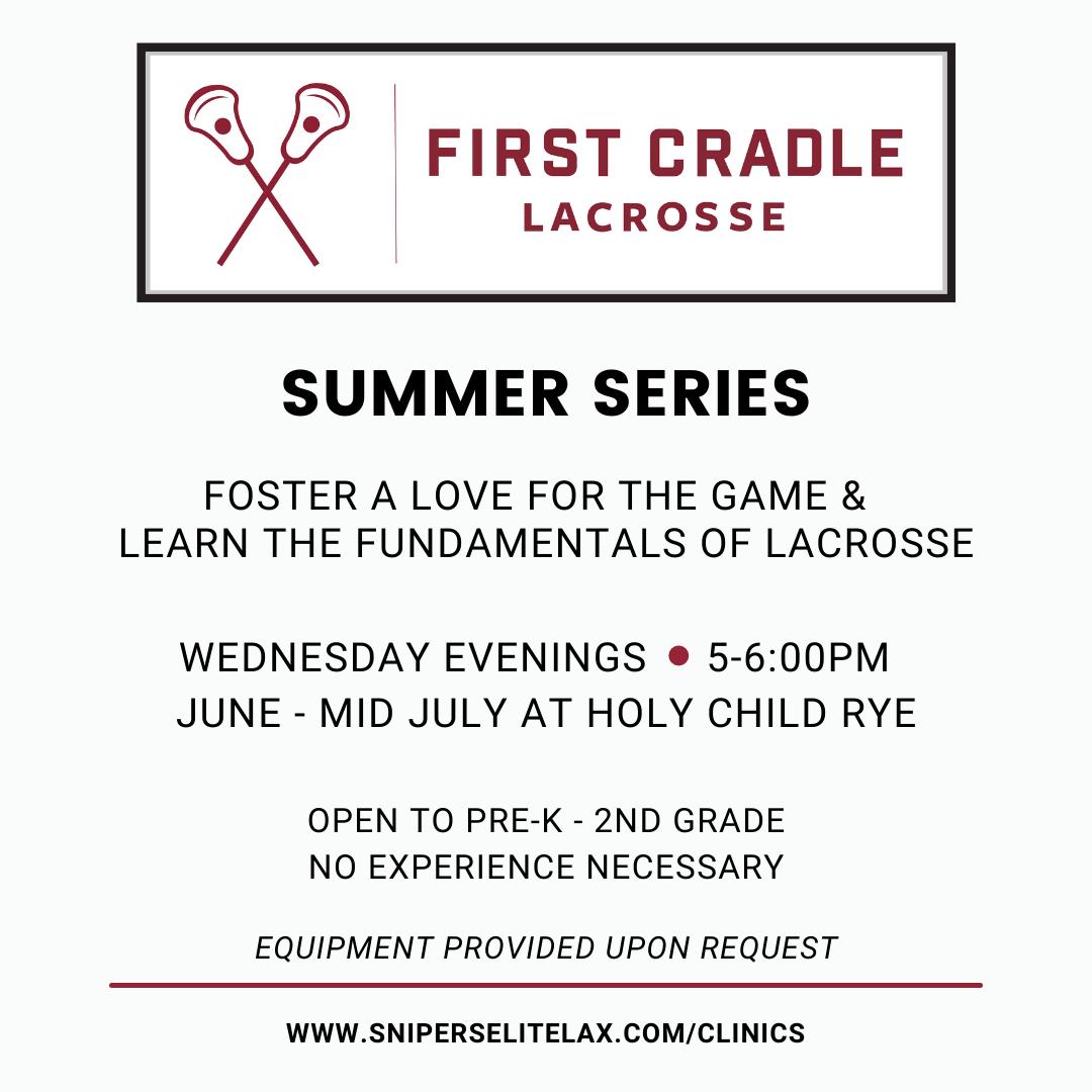 First Cradle - Summer Series